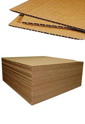 Laminas de carton corrugado bogota reempacar for Laminas de carton